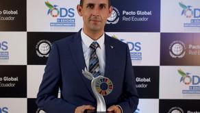 """PRODUBANCO galardonado con el """"Reconocimiento ODS a las Buenas Prácticas de Desarrollo Sostenible"""""""