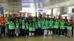 Corporación Quiport entregó becas escolares 2015 – 2016