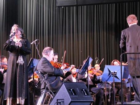 William Shakespeare organizó concierto junto a la Orquesta Sinfónica Nacional