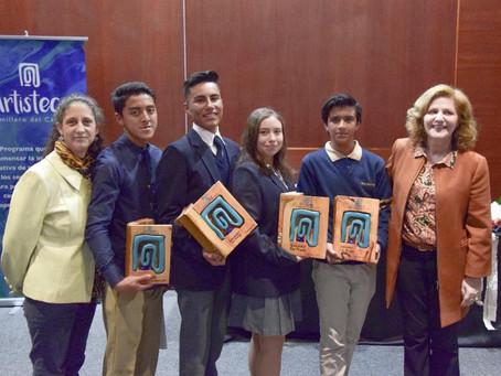 DINERS CLUB ya tiene ganador en su concurso juvenil de cuentos AtaPalabras