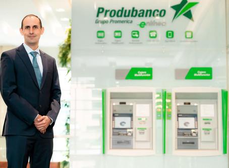 PRODUBANCO renueva sus cajeros automáticos con tecnología avanzada y pantallas táctiles