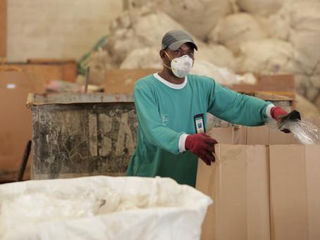 Para NIRSA el reciclaje, es un aliado para cuidar el planeta