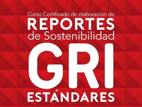 Curso Certificado GRI Estándares. 100% On-line. Edición 2021