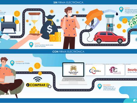 SEGUROS CONFIANZA: ¿Qué beneficios tiene el uso de la firma electrónica?