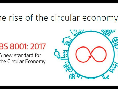 Se publica la primera Norma para la Economía Circular