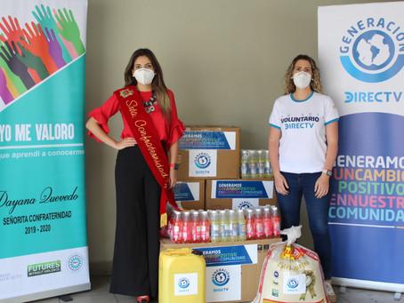 DIRECTV Ecuador apoya la iniciativa de la Fundación de la Reina de Quito