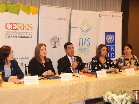CERES y FIAS firmaron convenio de creación del Fondo de Responsabilidad Social y Sostenibilidad