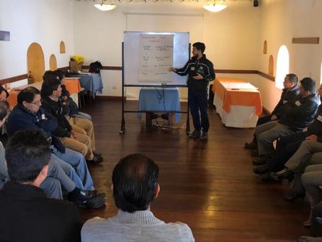 Colaboradores de GI Graiman se capacitan como líderes para la Sostenibilidad