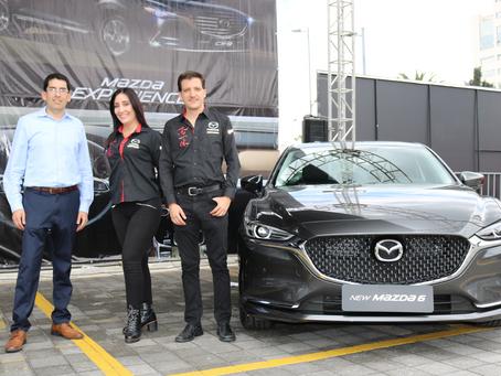 CORPORACIÓN MARESA: Mazda presentó innovadores avances en su nueva gama de vehículos