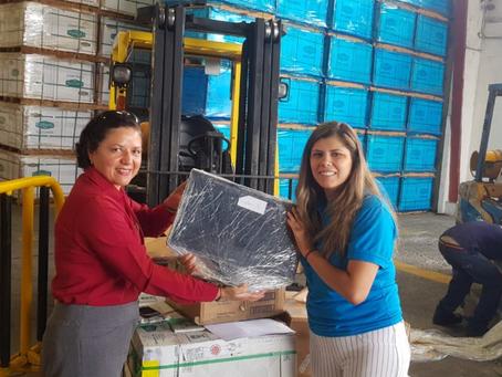 Grupo Industrial Graiman apoya a la educación de más de 300 niños y jóvenes de Cuenca y Guayaquil