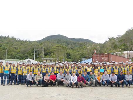 LUNDIN GOLD graduó último grupo de participantes de su programa de capacitación minera