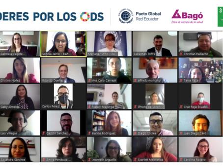 """Laboratorios Bagó culminó su liderazgo en la mesa de trabajo del ODS 3 """"Salud y Bienestar"""""""