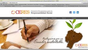 CERES cuenta con una nueva Página Web