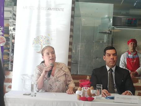 CERES testigo de la Carta Convenio entre Grupo CID y Ministerio del Ambiente a favor de las buenas p