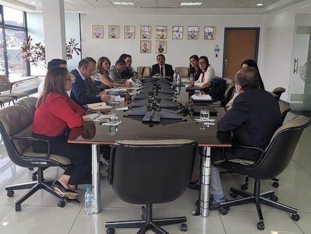 AFD visitó EPMAPS para realizar intercambios en temas ambientales, sociales y de género