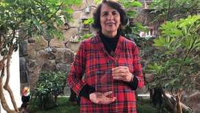 ICC y CCQ nominan a Rosalía Arteaga un referente de la lucha anticorrupción
