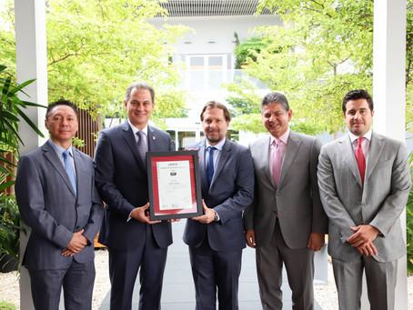 BANCO GUAYAQUIL recibe certificación del Sistema de Gestión Anti Soborno