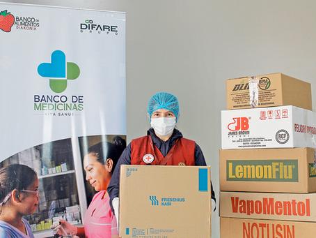 GRUPO DIFARE: VITA SANUS cumple cinco años entregando medicina gratuita a más de 64.000 personas vul
