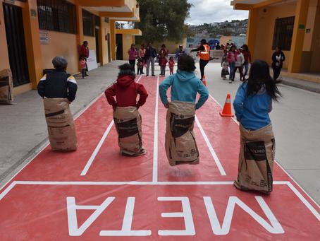 UNACEM ECUADOR desarrolla talleres enfocados en valores para prefabricadores y sus familias en la Pr