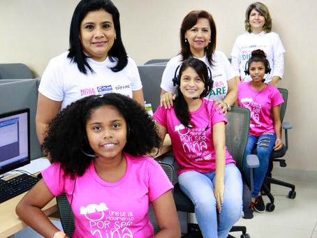 DIFARE y Plan Internacional continúan programas de Mentoring