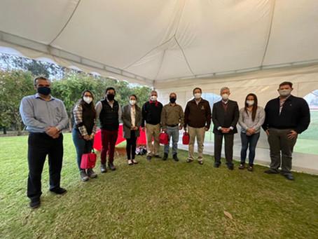 PRONACA recibe al Municipio de Quito en la Planta de Pifo