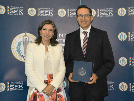 GM ECUADOR recibe reconocimiento por su excelencia en la innovación industrial