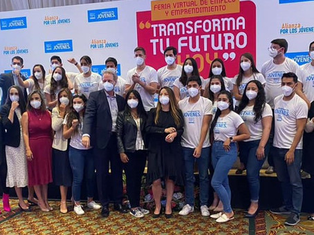 FUDELA: Feria virtual Transforma tu Futuro