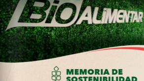 BiOALiMENTAR presenta su Memoria de Sostenibilidad 2019