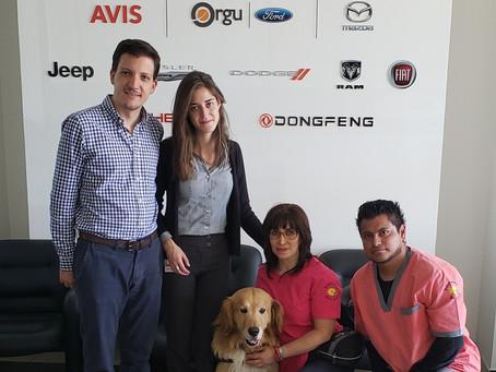 CORPORACIÓN MARESA cumple 16 años de apadrinar a niños con discapacidad y apoyar su reinserción soci