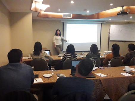 CERES dictó curso Mapeo e Interlocución de Grupos de Interés, en Quito y Guayaquil