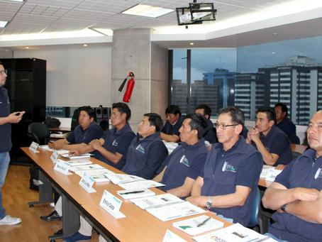 UNACEM ECUADOR y el Colegio de Ingenieros Civiles de Pichincha presentan nueva promoción de la Escue