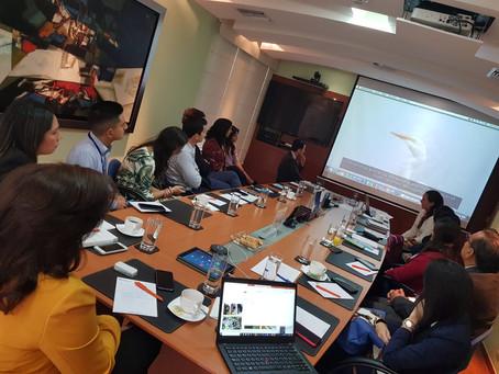 Rueda de Proyectos CERES se llevó a cabo en Guayaquil