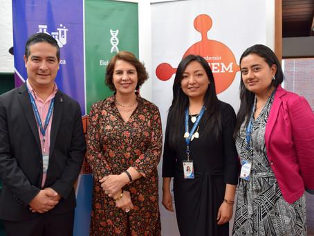 Fundación FIDAL inaugura Aula E - STEM