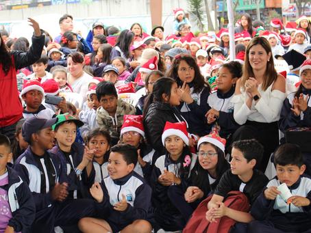 Miles de usuarios del Patronato San José tuvieron una dulce Navidad