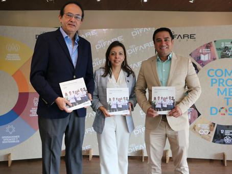 GRUPO DIFARE presentó su informe de Responsabilidad Corporativa y Sostenibilidad 2018