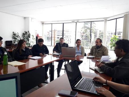 Rueda de Proyectos CERES se realizó en Quito y en Cuenca