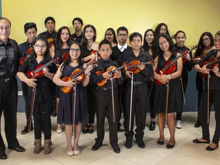 DINERS CLUB DEL ECUADOR  presenta el concierto del  Ensamble de Ilusiones de la Artisteca en la Casa