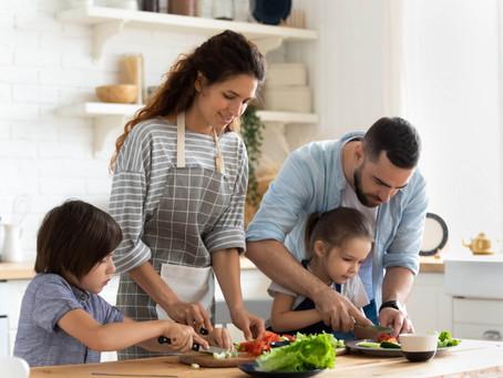 NIRSA: Alimentación saludable, una consigna en el marco del Día Internacional de las Familias.