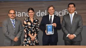 BANCO DEL PACÍFICO pionero en pagos 100% digitales para comercios con afiliación en línea en el país