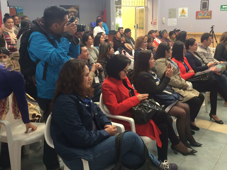Miembros de CERES visitaron instalaciones del Patronato San José