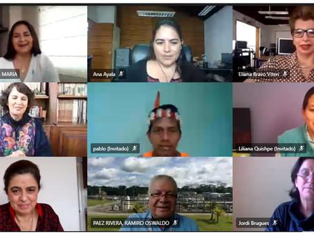 Proyecto en la Amazonía entre FIDAL y Fundación Repsol Ecuador culminó