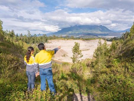 UNACEM: El suelo y su cuidado garantiza la vida en el Planeta