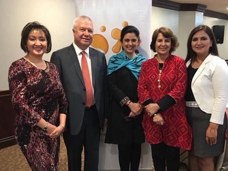 Fundación Repsol Ecuador y FIDAL firmaron un convenio de cooperación para impulsar proyecto de lider
