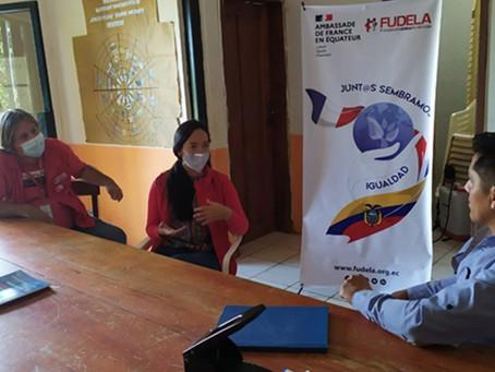 FUDELA continúa generando alianzas  gracias al proyecto ¡Junt@s Sembramos Igualdad!