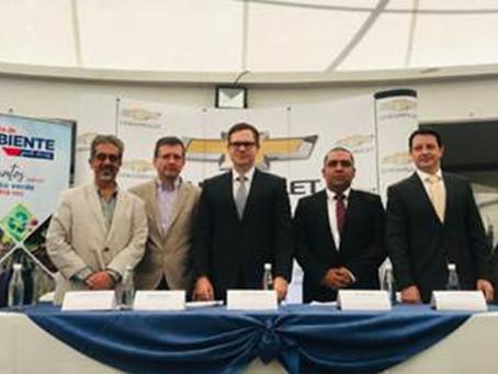 GM OBB DEL ECUADOR, empresa pionera en la reposición de su Huella Hídrica