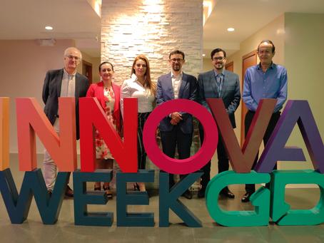 Grupo DIFARE organizó semana de la innovación.