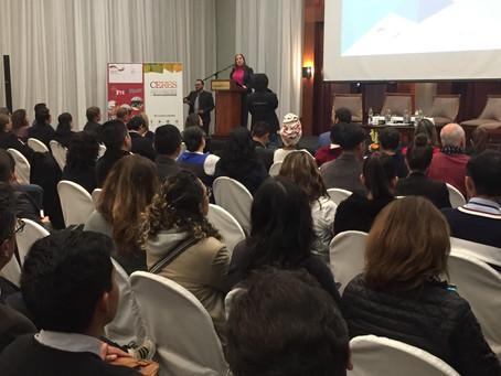 Se presentó Estudio sobre los costos empresariales de la violencia contra la mujer en Ecuador