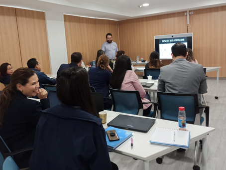 CERES dictó Taller para Comunicadores a colaboradores del Banco del Pacífico en Guayaquil