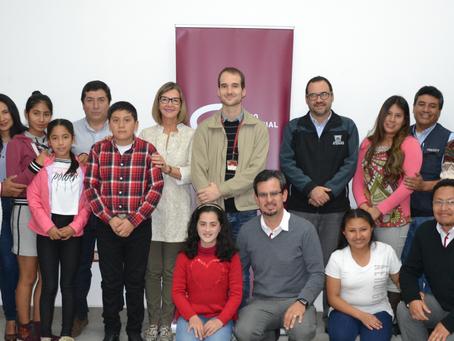 El Grupo Industrial Graiman fomenta el aprendizaje de los hijos de sus colaboradores
