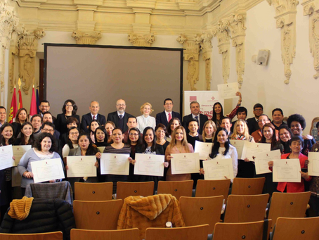 VII Posgrado en RSE contó con una representante ecuatoriana